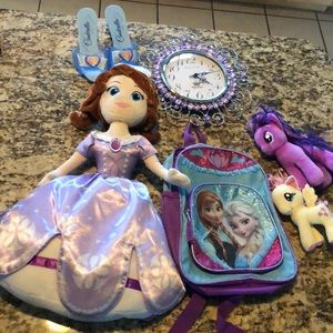 Kids princess pack